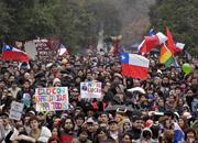 Registran masiva participación popular en plebiscito sobre educación chilena