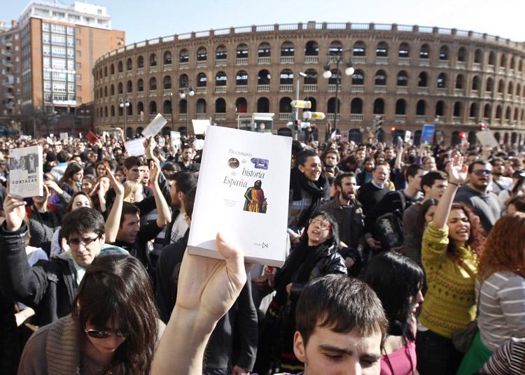 El rostro de la Primavera Valenciana