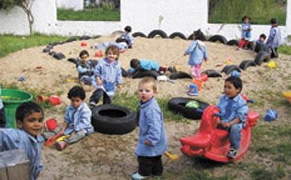 Educación inicial y desigualdad