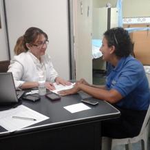 En UNES Barinas realizaron segunda jornada de citologías