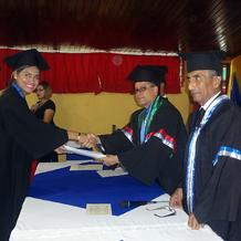 UNES Barinas graduó a nuevos profesionales de la seguridad