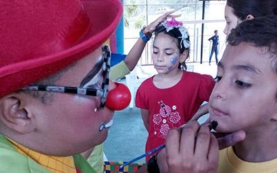 Trujillo celebró en grande el día del niño