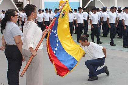 251 aspirantes a TSU en Seguridad Ciudadana ingresan a la UNES