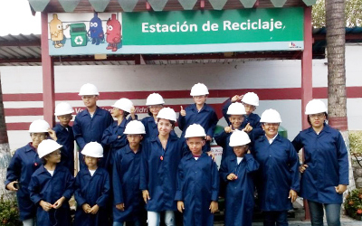 UNES Trujillo culminó con éxito  Plan Vacacional 2016