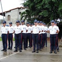 UNES Barinas recibió 187 futuros efectivos de la seguridad ciudadana