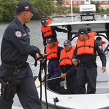 PNB amplía desempeño policial a través del Servicio Marítimo