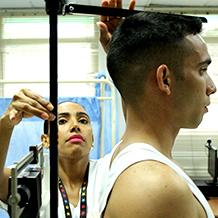 UNES inició pruebas médicas para aspirantes al período I-2017