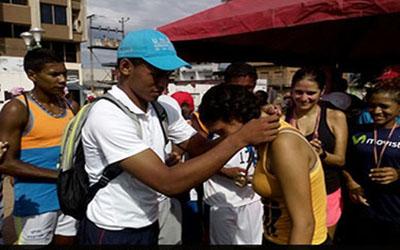 UNES realizó I Maratón Universitario Institucional 5K