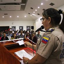 Culminó con éxito III Congreso Nacional de Seguridad Ciudadana y Servicio Penitenciario en la UNES