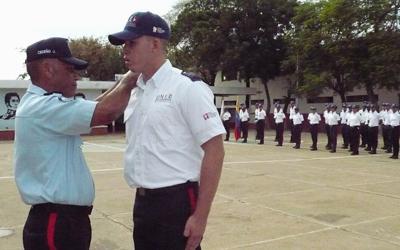 12 discentes  ascendidos como delegados en Falcón