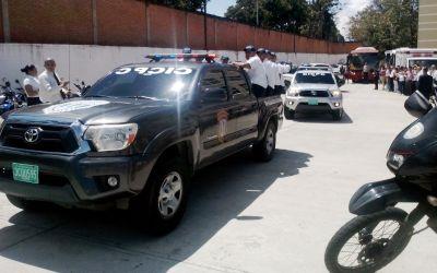 Cuerpos de Seguridad recibieron 167 discentes para prácticas profesionales