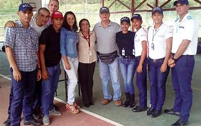 UNES Trujillo se destaca en el Festival Nacional de Poesía