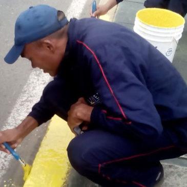Familia unesista del estado Apure realizó trabajo voluntario