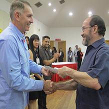 """UNES entregó 53 certificados del """"Primer Curso de Contraloría Social Policial"""""""