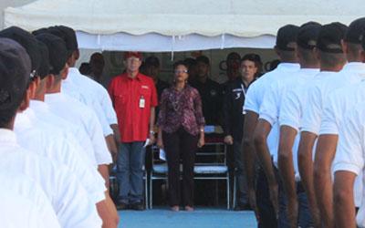 642 estudiantes ingresan a la UNES sede Anzoátegui