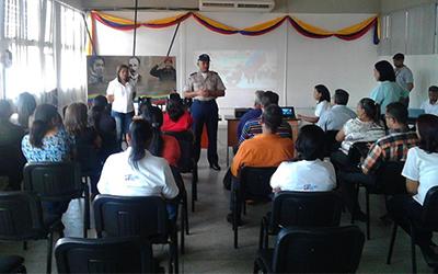 I Foro Pedagógico 2017 se celebró en UNES Bolívar
