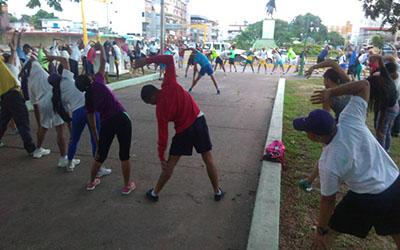 Discentes triunfan en maratón regional 10K