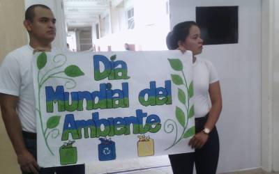 UNES celebró el Día Mundial del Ambiente