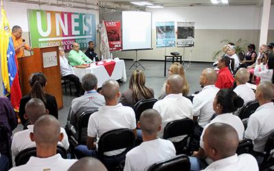 UNES Zulia instala  II Congreso Regional de Seguridad Ciudadana y Servicio Penitenciario.