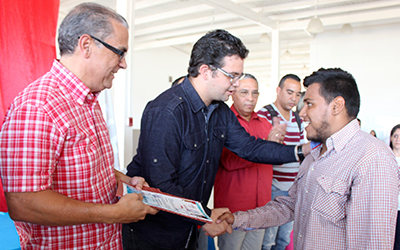"""En UNES Zulia se Presentó  el """"Programa Motores Productivos"""""""