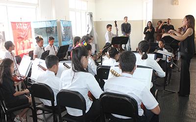 UNES  Zulia se incorpora al Sistema Nacional de Orquestas y Coros Juveniles e Infantiles de Venezuela