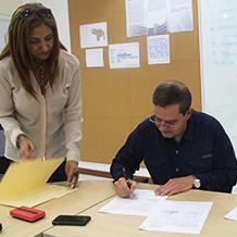 UNES firmó alianza estratégica con IPSFA