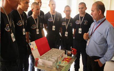 PNF en servicios penitenciarios  refuerza formación en DDHH