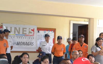 UNES se suma a la reelección de la gobernadora Santaella