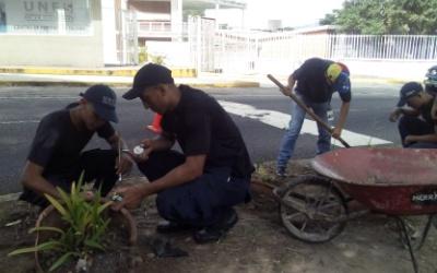 UNES participó en el Plan Amo Táchira