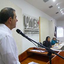 UNES inició alianza estratégica de formación para fiscales MP
