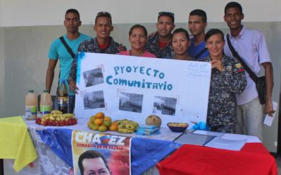 Presentados cinco trabajos en la  exposición de Servicio Comunitario