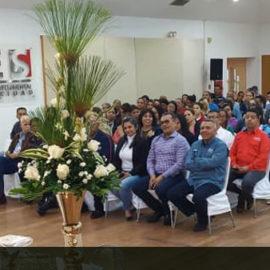 Oficiada misa en conmemoración de los 11 años de la UNES