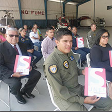 UNES certificó Diplomado en Docencia Universitaria