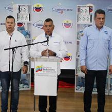 Reverol: Dotamos los 75 puntos de migración del país para combatir el Covid-19