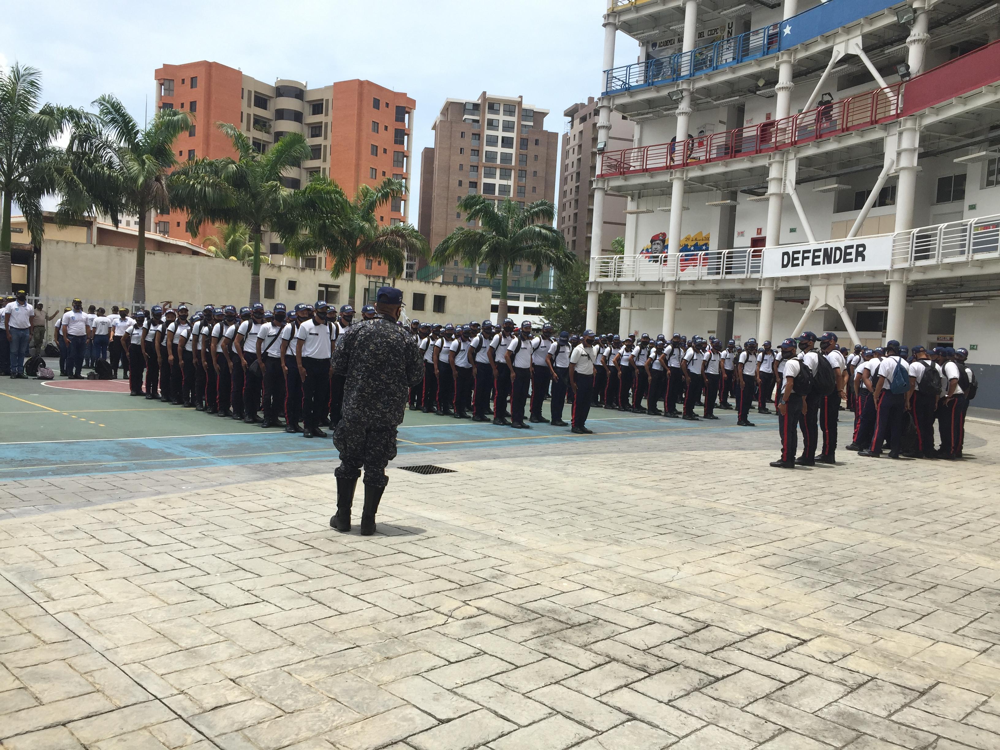 Academias del CEFO UNES Lara han realizado proceso de captación para TSU y Licenciatura