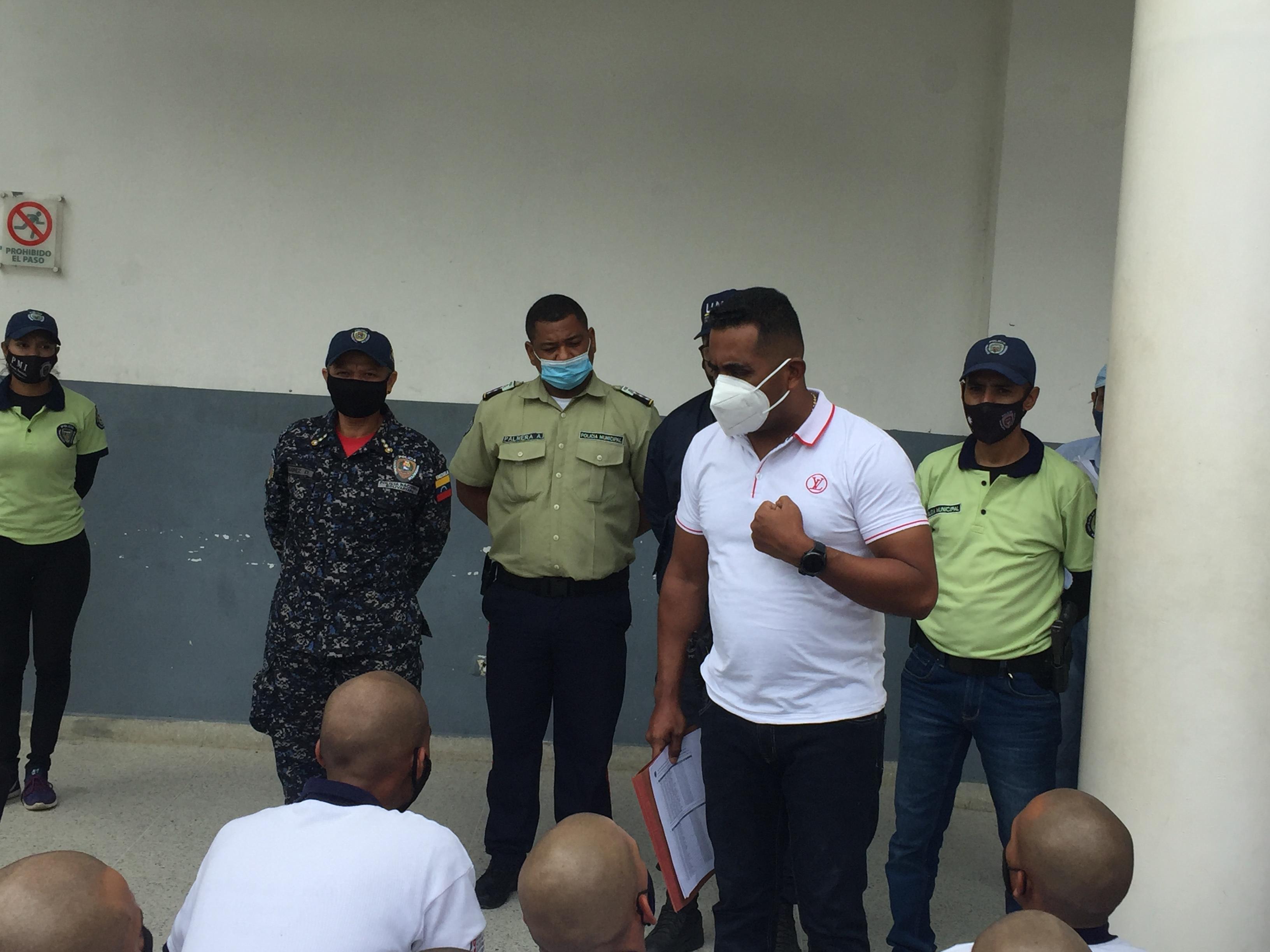 Estudiantes de la UNES Lara fueron becados por la Alcaldía de Iribarren
