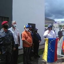 UNES Dtto Capital conmemoró el Bicentenario de la Batalla de Carabobo