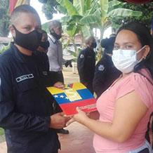 UNES Barinas certificó 118 nuevos funcionarios policiales