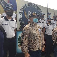 Dirección de Inteligencia Estratégica de la PNB abre sus puertas a estudiantes Unesistas